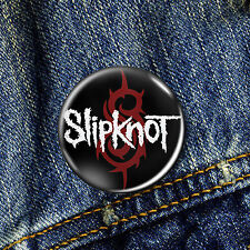 Slipknot Pin Button Badge 1 x 25mm Badge