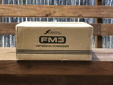 Fractal Audio FM3 Amp Modeler/FX Processor - New Version with Headphone Jack