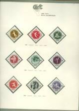 Japan -  mint & mnh stamp sets & sheets - Sports - Olympics 9 scans