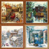 RIOLIS - Cityscapes - Counted Cross Stitch Kits