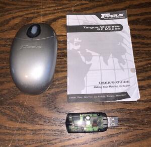 Targus Wireless RF Travel Mouse PAUM005V2