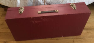 Vintage Tool Box Circa 70s Possibly Stanley Pre-owned