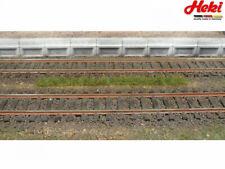 Heki 1811 Grasstreifen Sommer, 10 Stück, 100 mm lang, 6 mm hoch ++ NEU in OVP