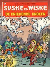 SUSKE EN WISKE 303 - DE KNIKKENDE KNOKEN (NIEUWE OMSLAG)