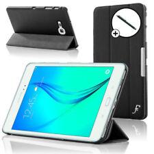 Custodie e copritastiera nera pieghevole per tablet ed eBook Galaxy Tab A
