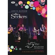 JUDITH DURHAM/THE SEEKERS 25 YEAR REUNION CELEBRATION DVD REGION 0 PAL NEW