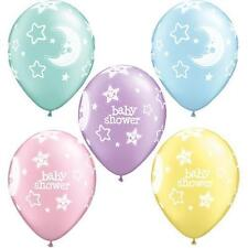 Qualatex New Baby Oval Party Balloons