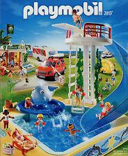 Prospekt Playmobil 2013 1/13 Spielzeugkatalog Katalog Spielzeuge catalog toys jo