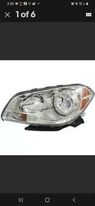 2008-2012 Chevy Malibu Replacement Headlight, new in box.  Free shipping.