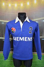 Snow Polo Club 21ST Cartier 2005 #2 Siemens officiel (XS) shirt jersey trikot