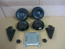 VW Tiguan 5n altavoces Dynaudio amplificador 5k0 035 456 5k0035456 5n0035453