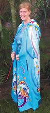 Elemental Cloak Cape Batik Wiccan Pagan Air Element