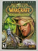 World of Warcraft The Burning Crusade Expansion Set PC/MAC