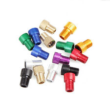 5pcs Presta Valve Schrader Adapter Converter Road Bike Bicycle Pump Tube Random