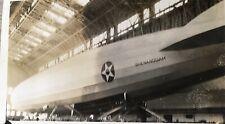 1924 Zeppelin Air Ship Shenandoah Photo Lot 3 At Lakehurst Naval Air Station NJ