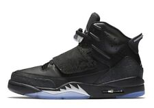 Nike Air Jordan Son of Mars 512245-010 BLACK CAT Metallic Men's Sz 10 DEAD STOCK