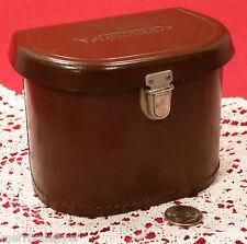 Vintage Camera Lens Case VOIGTLANDER SKOPAREX 35mm NEW OLD STOCK Rare GERMANY