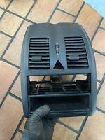 Original VW Polo 6N2 Mittelkonsole Verkleidung Radio Schwarz 6N0858069C
