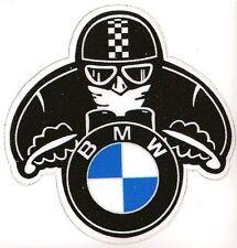 BMW Motard Sticker  75mm x 65mm