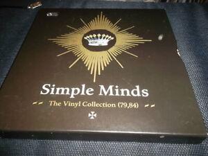 Simple Minds - The Vinyl Collection/Universal 4733760 / 7x Vinyl LP 2015 SEALED