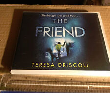 Teresa Driscoll THE FRIEND Unabridged MP3-CD Brand New Free S&H