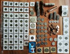 Collection of 391 Canadian Coins - Silver Dollars, 50c, Nickels, Quarters & More