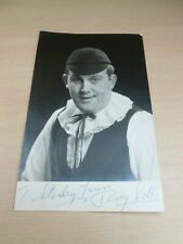 More details for terry scott  vintage signed photograph  carry on