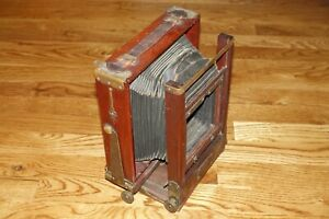 Kodak Eastman View No. 1 Improved Model of Century / Empire Wooden Camera Frame