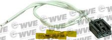 HVAC Blower Motor Resistor Connector WVE BY NTK 1P2711