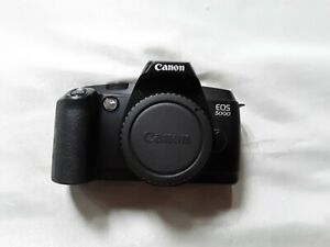 Canon EOS 5000 35mm SLR Film Camera Body Only
