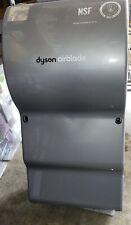 DYSON AIRBLADE AB02 GRAY HAND DRYER BATHROOM 120v AB 04 14 DB WALL BLOWER