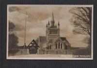 Whippingham Church, Isle of Wight  vintage RP photograph  postcard zd.6
