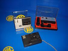 fotocamera fotografica vintage Lotto di 3 KODAK modelli Disc 4000/2000