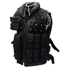 Tactical Vest Military Swat Police Airsoft Hunting Combat Assault Mens Womens