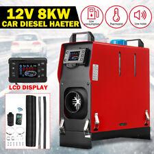 5000w Car Air Diesel Heater Defroster Defrost Fog 12v Heating Heated Machine