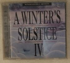 A Winter's Solstice IV Windham Hill CD 1993
