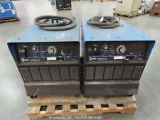 New listing Lot of (2) Miller Dimension 452 Mig Stick Tig Flux-cored Air Carbon Arc bidadoo
