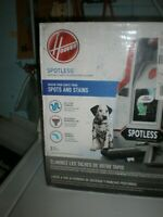 NEW IN A BOX Hoover Spotless Portable Carpet & Upholstery Cleaner /PORTABLE
