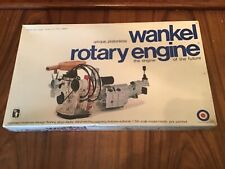 Vintage WANKEL Rotary Engine Model in sealed box new old stock