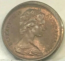 322//665 1966 Australia Australian  10 Cents UNC