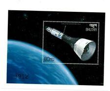 SPECIAL LOT Bhutan 1999 1249 - Apollo 11 - 20 Souvenir Sheets - MNH