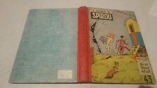 ALBUM DE SPIROU 43 LE JOURNAL DE SPIROU 1952