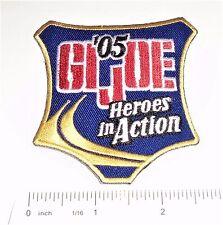 GI Joe Collectors Club Convention 2005 General Mayhem: M.A.R.S. INVADES    PATCH
