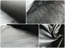 """BLACK 41"""" wide - Upholstery Base Cloth / Corovin / Dipryl / Lining Fabric"""