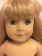 American Girl Just Like Me Doll Blonde Hair Blue Eyes Pleasant Company
