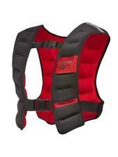 Reebok RAWT-11282 10kg Weight Vest - Black/Red