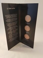 CHANEL Le Teint Ultra Flawless foundation luminous matte SPF15 beige sample pack