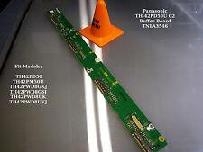 Panasonic TH-42PD50U C2 Buffer Board TNPA3546 - See list for other models