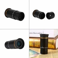 "Newest 1.25"" Ultra Wide Angle Eyepiece Lens 6MM 66-Deg Multicoated for Telescope"