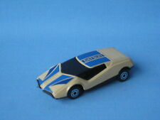 Matchbox Super GT Datsun 126X Cream Body Chinese UB 75mm Toy Model Car